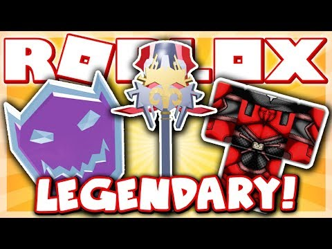 CRAFTING THE BEST LEGENDARY WEAPONS IN SWORDBURST 2!! (Roblox)