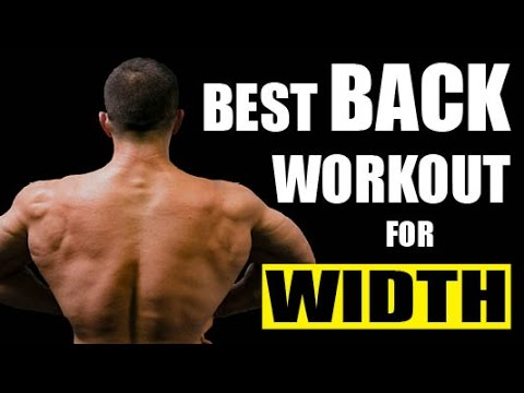 Build a Wider Back (WIDER BACK TIPS)