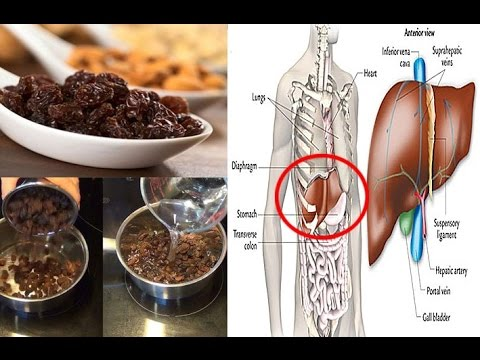 CLEANSE YOUR LIVER WITH RAISINS IN ONLY 2 DAYS!