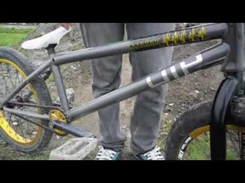 Backyard BMX Dirt Jumps
