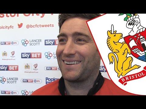 Bristol City v Cardiff City Pre-Match Interviews