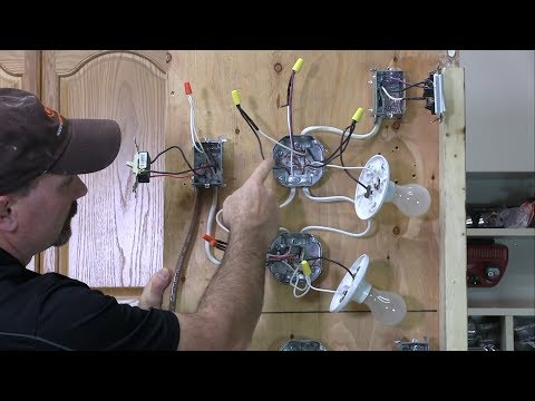 How To Wire A 3 Way Light