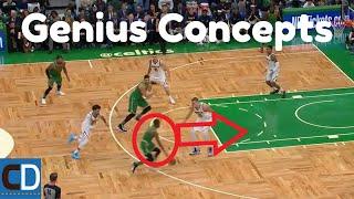 How The Celtics Offense Humiliates NBA Teams