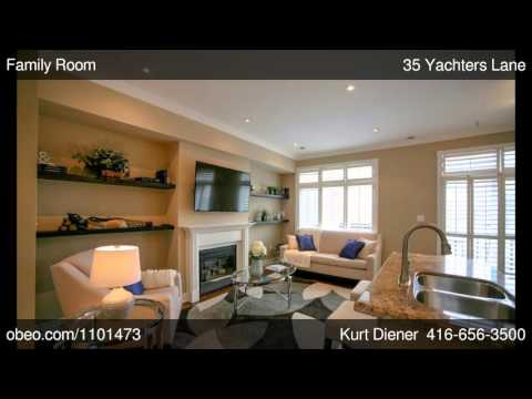 35 Yachters Lane Etobicoke ON M8V4C5 - Kurt Diener - REMAX Ultimate Realty Inc, Brokerage
