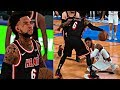 WESTBROOK DROPS 40 POINTS ON US! EXPOSING PAUL GEORGE ANKLES WITH CROSSOVERS! - NBA 2K18 MyCAREER