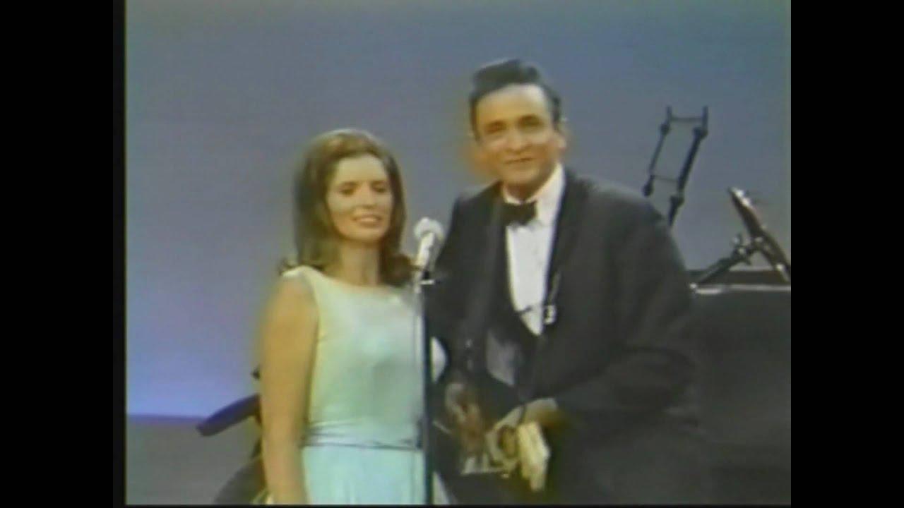 Johnny Cash & June Carter - Jackson