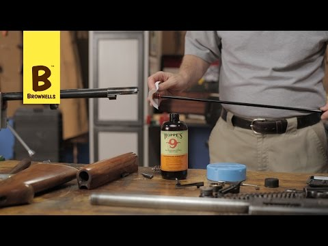 Browning A5 Maintenance Series: Cleaning