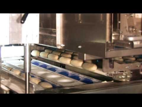 Automatic Bun Divider Dough Rounder Bread Roll Line Fortuna Magnus KI-6 Proofer Profiline K