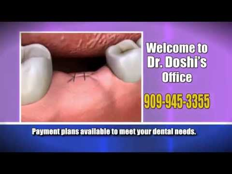 Bone grafting after extraction - Dr. Sanjay Doshi .