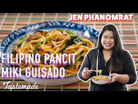 Filipino Pancit Miki Guisado I Good Times With Jen