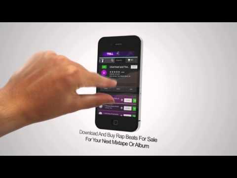 Trill Rap Beats App Commercial 2 (Trailer) Google Play