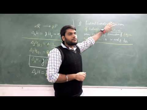 IIT/JEE Enthalpy of Formation Problems(Easy way).ThermoDynamics & Chemistry.(Part-24)MadeEjee