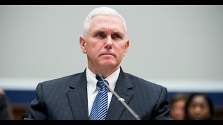 Mike Pence to tour Asia next month amid security crises