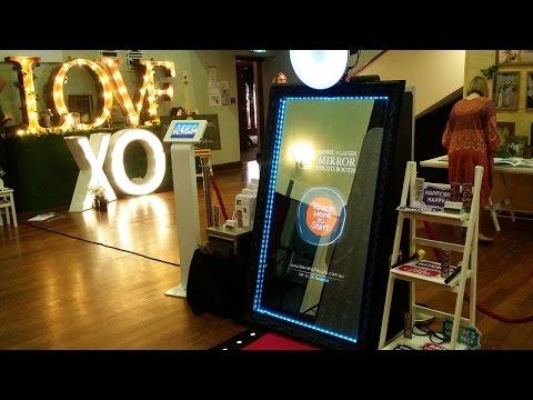 Perth Mirror Photo Booth