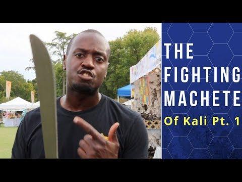 Xxx Mp4 THE FIGHTING MACHETE OF KALI PT 1 3gp Sex