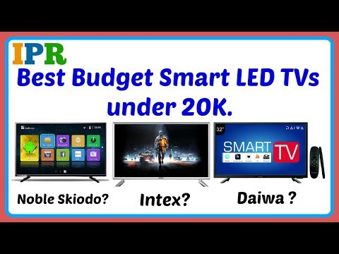 Best Budget Smart LED TVs Under 20K | Indian Product Reviewer