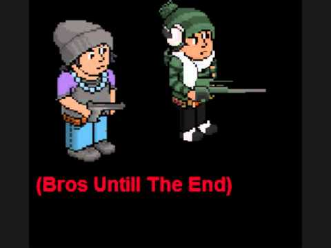 Me And My Habbo Friends: Featuring Skillet Dont Say Goodbye