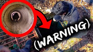 Download Deadly spider infested tunnel to secret underground rebel bunker Video