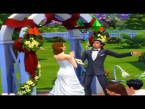 Sims 4 BEST Possible Marriage Walkthrough (GOLD MEDAL WEDDING)