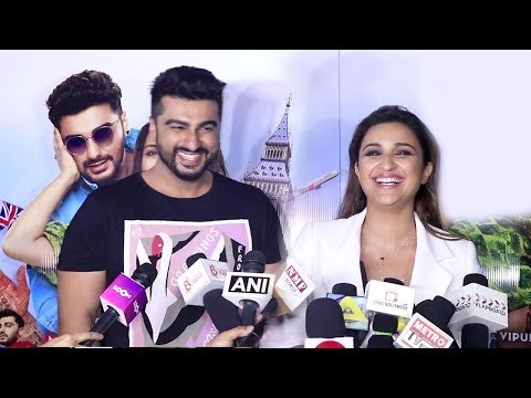 Namaste England Official Trailer FIRST LOOK Launch Complete Video HD - Arjun Kapoor,Parineeti Chopra
