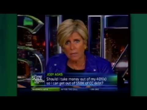 Should I Take Money Out of 401K Retirement Plan to Pay Off Debt? | Suze Orman