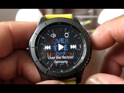 How To Delete Music From Your Gear S3!