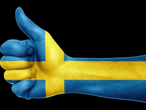 Culture Shock Sweden and Time