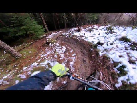 Getting loose in the Tweed valley - mtb - Scotland