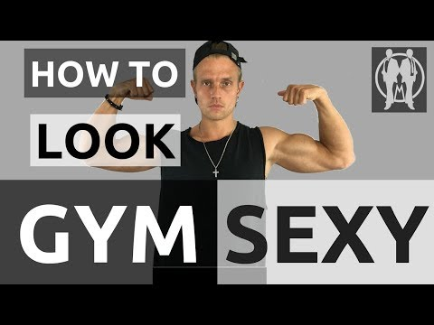 What To Wear To The Gym   Gym Clothes For Men   How To Look Good In The Gym   Men's Workout Clothing