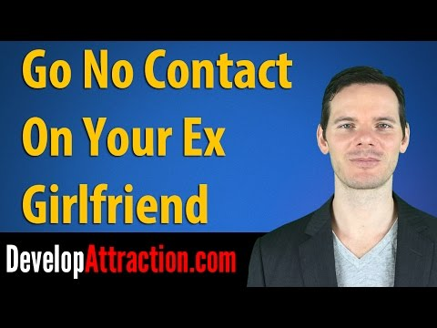 Go No Contact On Your Ex Girlfriend