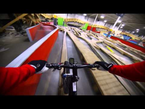 Joyride 150 - Indoor Mountain Biking