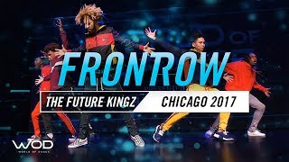 The Future Kingz | FRONTROW | World of Dance Chicago 2017 | #WODCHI17