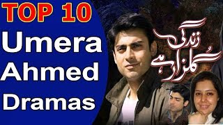 Top 10 Best Umera Ahmed Dramas List