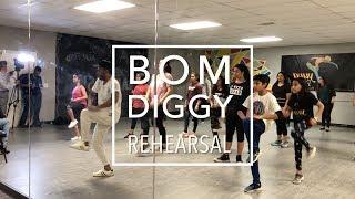 Dharmesh Yelande Workshop || BOM DIGGY||YUVA DANCE ACADEMY MD USA