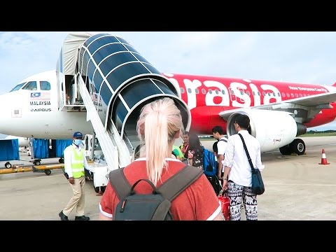 OUR SOUTHEAST ASIA TRIP IS OVER! Cambodia to Perth on AirAsia