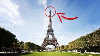 Existe una Habitación SECRETA en la Torre Eiffel, y Esto es lo que Hay en su Interior
