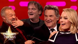 Once Upon A Time In Grahamwood! | The Graham Norton Show