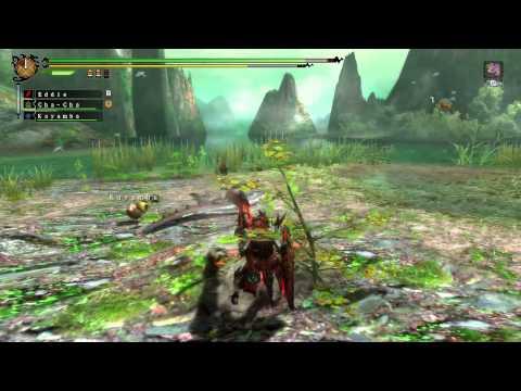 Let's Play: Monster Hunter 3 Ultimate (Village) - Part 72, 6* Quest