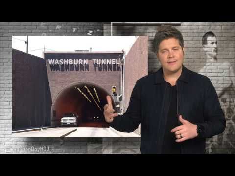 Washburn Tunnel Opens - This Forgotten Day in Houston