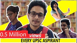 EVERY UPSC ASPIRANT IN DELHI || VAJIRAM AND RAVI