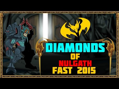 AQW: How To Get Diamonds Of Nulgath Fast [Working 2017]