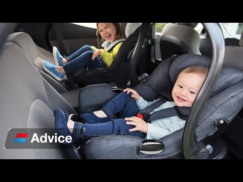 How to choose and fit a baby car seat