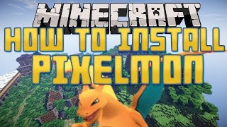 How To Install Pixelmon 500 Minecraft 1102 With Optifine