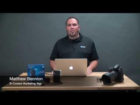 WD How-To: Setup My Passport Wireless with Mac