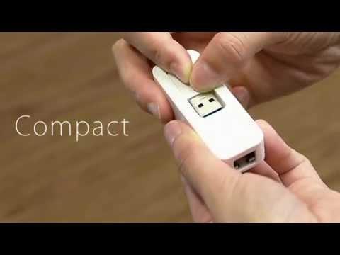 TP-Link USB 3.0 to Gigabit Ethernet Network Adapter (TL-UE300)