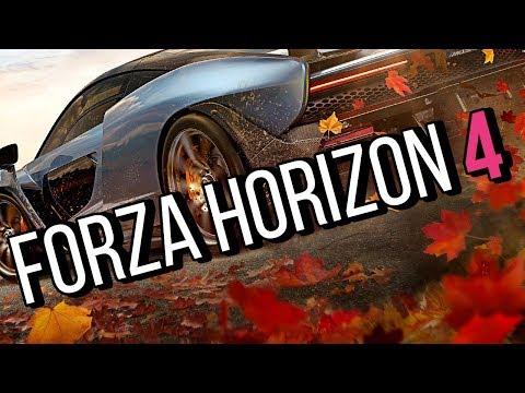 Co zmienią cztery pory roku w Forza Horizon 4