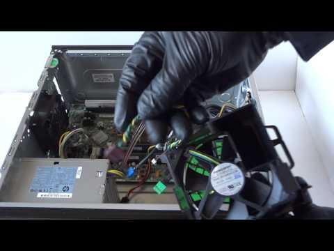 HP Compaq Pro 6300 Teardown