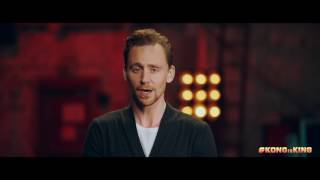 """KONG: SKULL ISLAND - """"Is This a Sequel?"""" ft. Tom Hiddleston"""