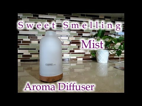 Do You Want Your Home To Smell Inviting? Use Essential Oils With An Aroma Diffuser