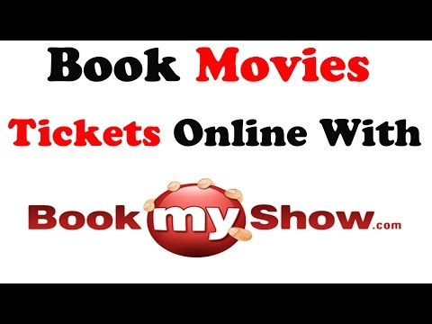 [Hindi] How to Book Movies Tickets Online in Bookmyshow || Technical Naresh